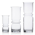 De Padova Glass Vases