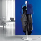 Denis Santachiara Tabard Light and Coat Rack