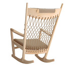 Hans J. Wegner PP124 The Rocking Chair