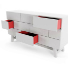 Joel Escalona Brick Credenza