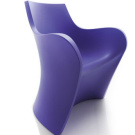 Karim Rashid Woopy Chair and Stool