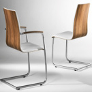 Lepper Schmidt Sommerlade Symbol Wood Chair