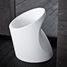 Mark Naden Pouf Pot