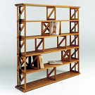 Afra Scarpa and Tobia Scarpa Accademia Shelving