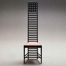 Charles Rennie Mackintosh Hillhouse Chair