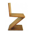 Gerrit T. Rietveld Zig Zag Chair