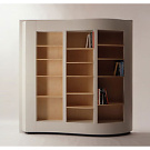 Jean Louis Berthet and Denis Vasset Pagina Bookcase