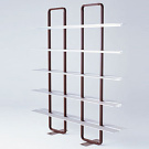 Michael Marriott Courier Shelving Cystem