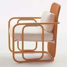 Rodolfo Dordoni Rattan Mon Amour Collection