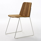 Axel Bjurström Barrel Chair