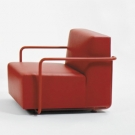 David Chipperfield Reader Sofa, Chair and Ottoman