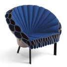 Dror Benshetrit Peacock Armchair