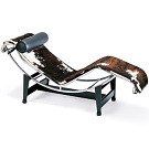 Le Corbusier, Pierre Jeanneret and Charlotte Perriand lc4 Chaise Lounge