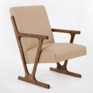 Seyhan Özdemir and Sefer Caglar Woody Armchair