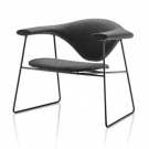 Stine Gam and Enrico Fratesi Gubi Masculo Chair