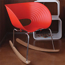Ron Arad Tom Rock Rocking Chair