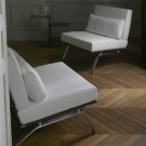 Peter Maly Flexus Fireside Chair