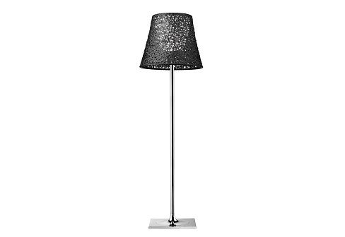 Philippe Starck K Tribe Panama And Green Wall Floor Lamp